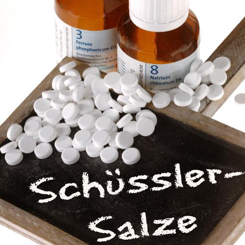 Warum braucht Ihr Körper Schüssler-Salze?