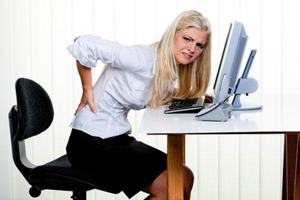 Symptome und Therapiemöglichkeiten bei Rückenschmerzen