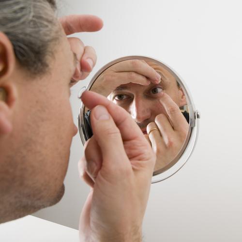 Tageslinsen und ihre Tragekomfort