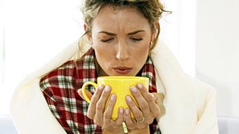 Viel Trinken auch bei Erkältung?