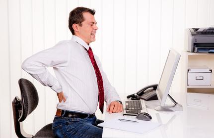 Rückenschmerzen - das hilft